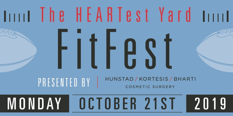 The HEARTest Yard FitFest